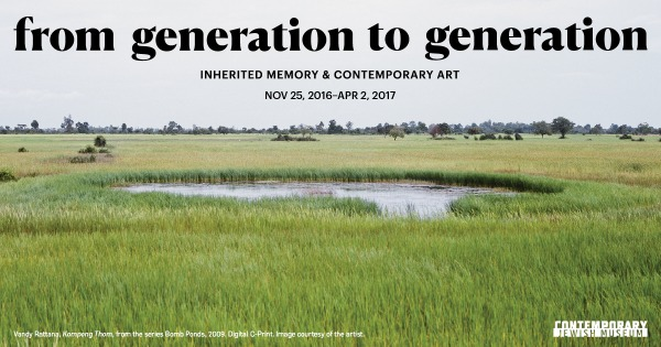 From Generation to Generation at the Contemporary Jewish Museum