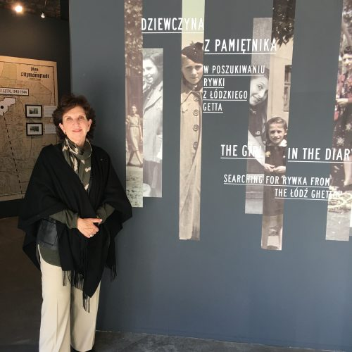 Galicia Jewish Museum in Krakow Featuring Rywka's Diary