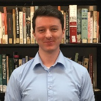 Lilly Manovill University Fellow Zach Kopowski