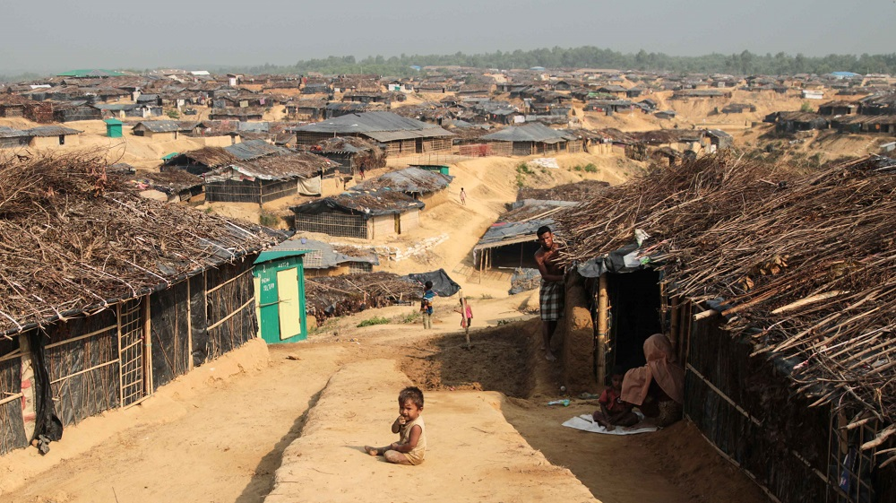 Kutupalong Refugee Camp