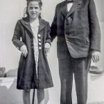 Leo Lehrburger and Lilo Wertheim